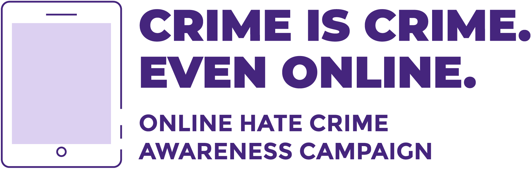 Crime is Crime Even Online